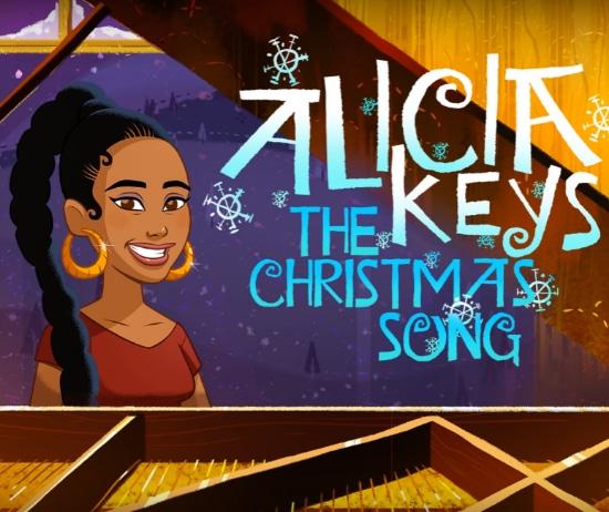 Alicia Keys The Christmas Song