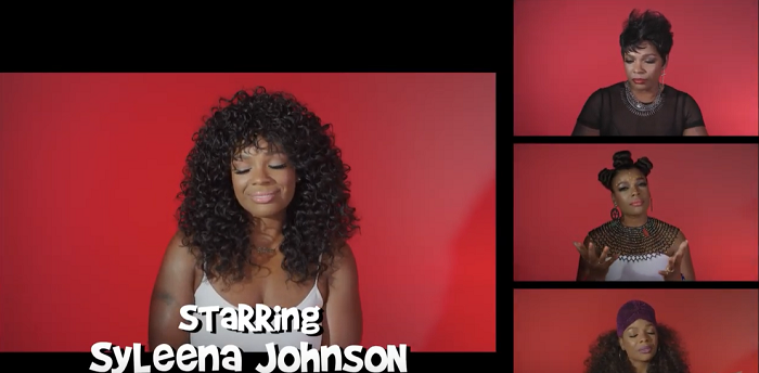 Syleena Johnson Freelance Lover