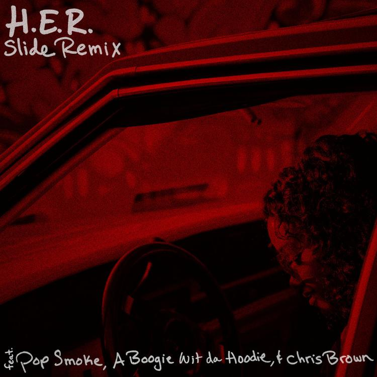 "H.E.R. Unleashes ""Slide"" Remix featuring Chris Brown, Pop Smoke, & A Boogie wit da Hoodie"