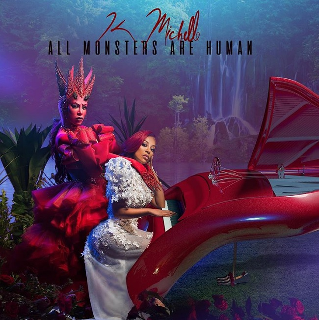 K Michelle All Monsters are Human Album Cover