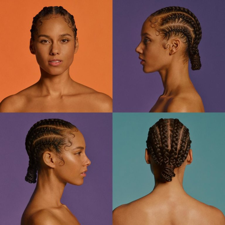 Alicia Keys Alicia Album Cover