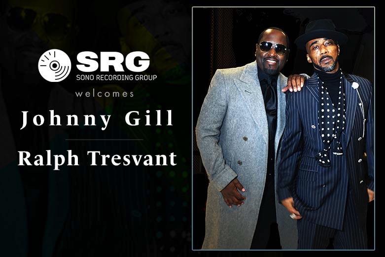Johnny Gill Ralph Tresvant SRG