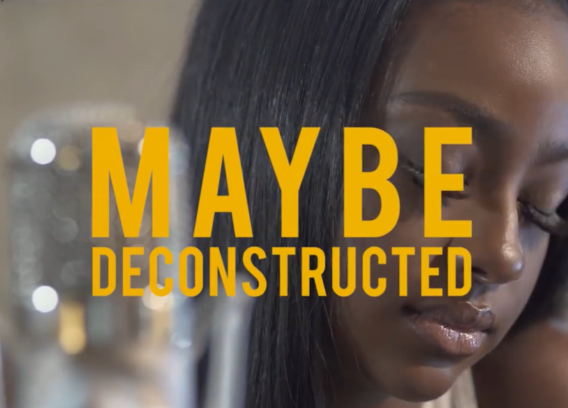 Justine Skye Maybe Deconstructed Video
