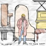 PJ Morton The Piano Album Cover