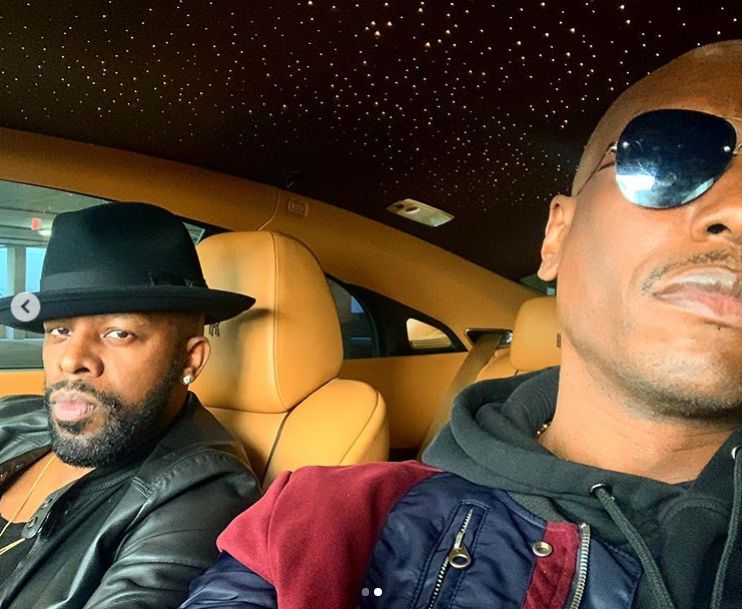 Tyrese Announces Joint EP With Joe