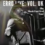 """Eric Roberson Releases """"Music Fan First Tour"""" Live Album"""
