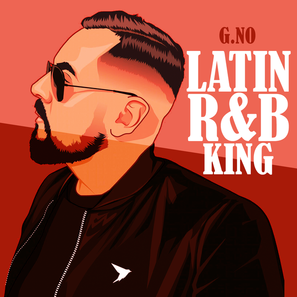 G. No Latin R&B King Album Cover