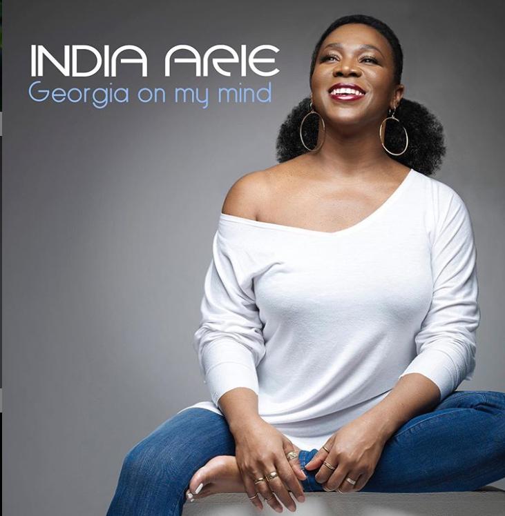 India Arie Georgia On My Mind