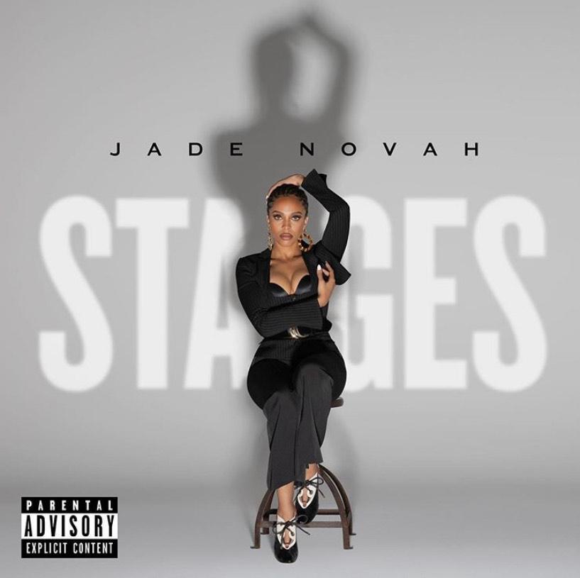 "Jade Novah Releases New Album ""Stages"" (Stream)"