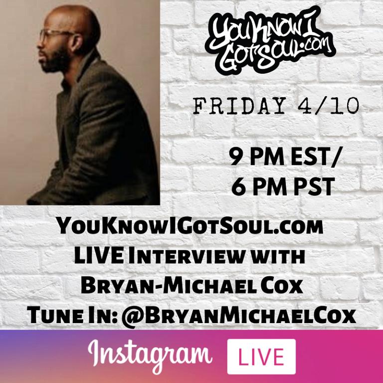 Bryan-Michael Cox Talks Discography, Memorable Studio Sessions & Usher's New Album (Exclusive)