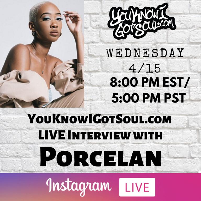 """Porcelan Talks Upcoming Debut Album """"Mood Ring"""", Hit Single """"Lois Lane"""", Music Journey (Exclusive)"""
