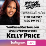 """Kelly Price Talks New Single """"What I Need"""", Working With Bad Boy, Upcoming Album, Songwriting (Exclusive)"""