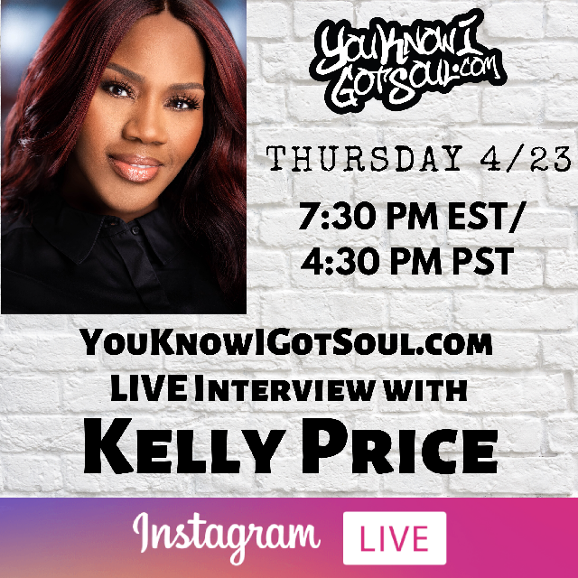 Kelly Price Interview