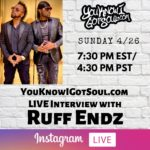 """Ruff Endz Talk """"Soul Brothers"""" Album, Getting Signed, Creation of the Group (Exclusive)"""