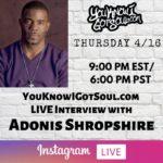 Adonis Shropshire Talks Writing Hits For Ciara, Chris Brown & Producing Tips (Exclusive)
