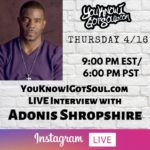 Adonis Shropshire Talks Writing Hits For Ciara, Chris Brown & Producing Tips (Exclusive)