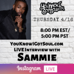 "Sammie Talks New Single ""Friend Zone"", Millennium Tour & New Album ""Such Is Life"" (Exclusive)"