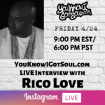 """Rico Love Talks New Album """"Emerging Women In R&B"""", Journey As A Producer, Biggest Hits (Exclusive)"""