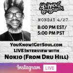 Nokio Of Dru Hill Talks Solo Music, His Production Process, Dru Hill History & Future (Exclusive)