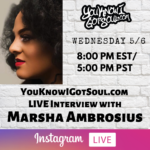 Marsha Ambrosius Talks History in Music, A Touch of Jazz, Her Albums, New Project (Exclusive)