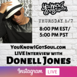 "Donell Jones Talks New Music, Songwriting, ""Where I Wanna Be"" Memories, Legacy (Exclusive)"