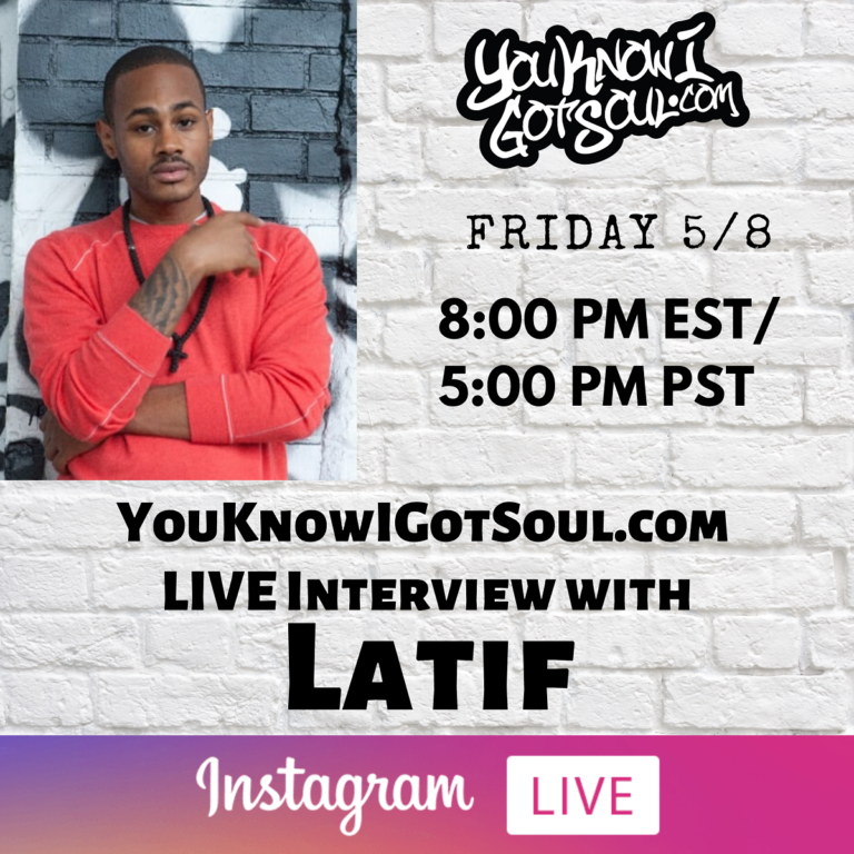 "Corey ""Latif"" Williams Talks Lo Boii, Songwriting For Others, Working with Ryan Leslie (Exclusive)"