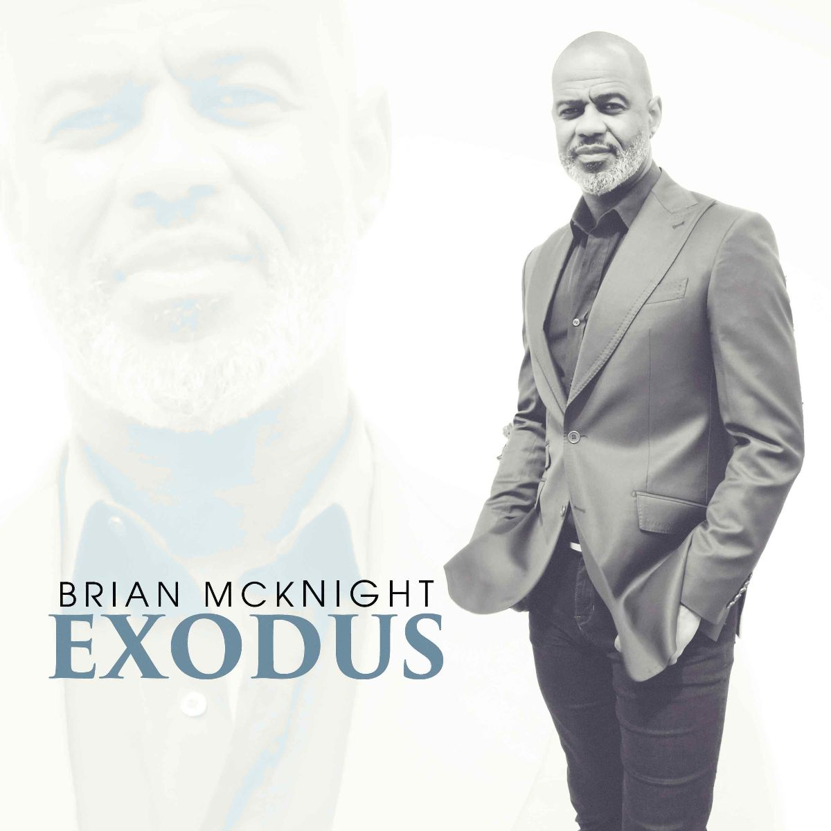 Brian McKnight Exodus Album Cover
