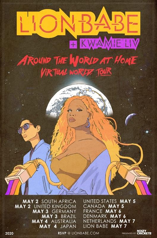 Lion Babe Virtual Tour