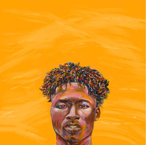 Lucky Daye Painted Deluxe Edition Album Cover