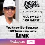 """Link Reflects On """"Sex Down"""" Album, Infamous 69 Line & Writing """"My Body"""" by LSG (Exclusive)"""