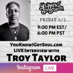 """Troy Taylor Talks Developing Trey Songz, """"Sweet Lady"""" by Tyrese, Vocally Producing The Greats (Exclusive)"""