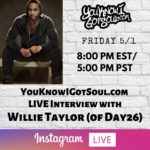 """Willie Taylor (Of Day26) Talks New Single """"You Are My Life"""", Reflects On DAY26's Debut Album (Exclusive)"""