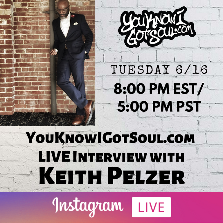 Keith Pelzer Talks Working With Musiq Soulchild, Jill Scott & Floetry at A Touch of Jazz (Exclusive)