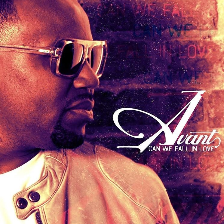 Avant Can We Fall in Love Album Cover