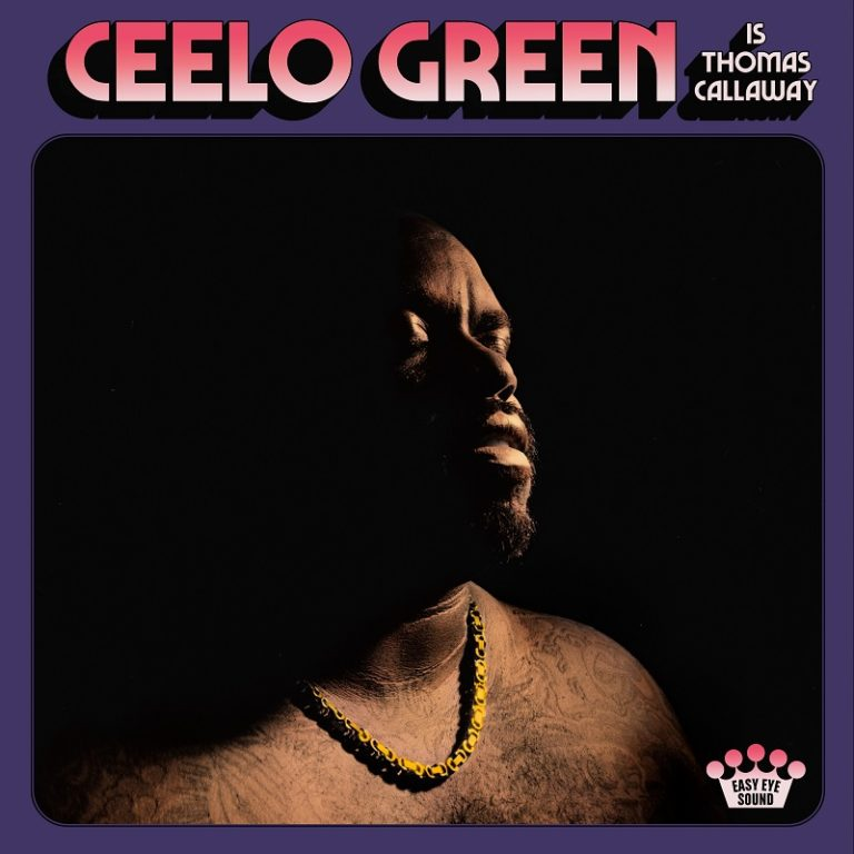 Ceelo Green is Thomas Calloway Album Cover