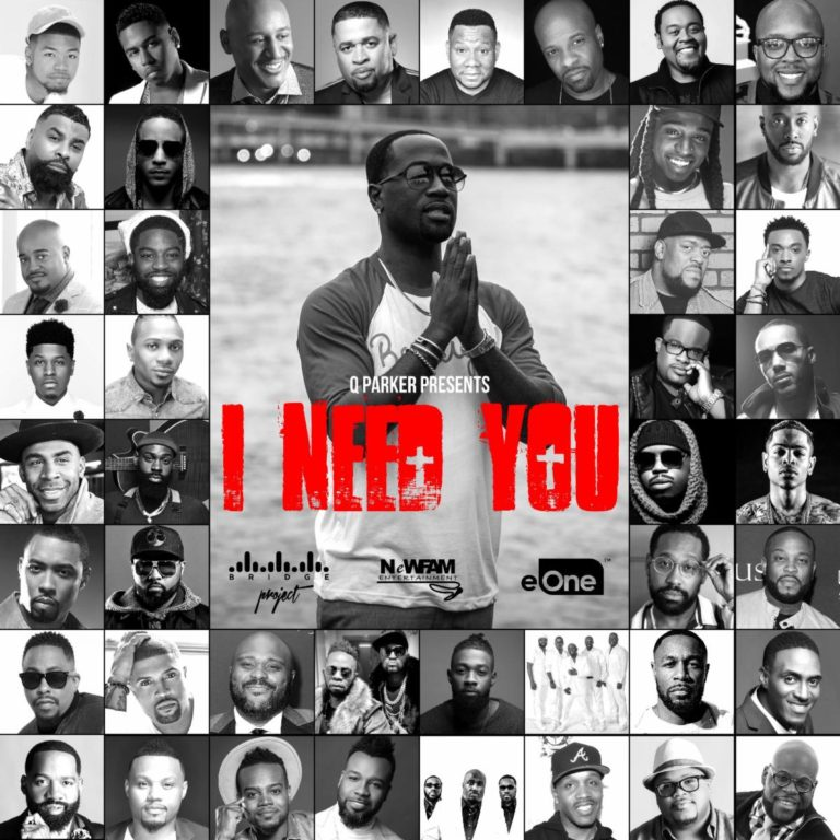 "Q. Parker Enlists Tank, Ginuwine, PJ Morton, Montell Jordan & More For New Single ""I Need You"""