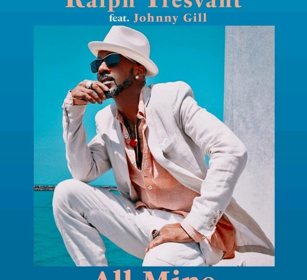 Ralph Tresvant Johnny Gill All Mine