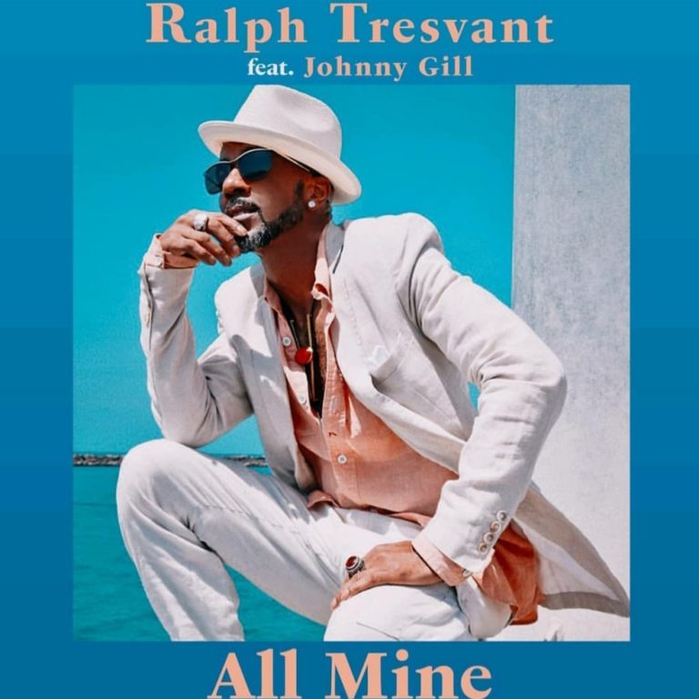 "Ralph Tresvant Set to Release New Single ""All Mine"" Featuring Johnny Gill Next Month"