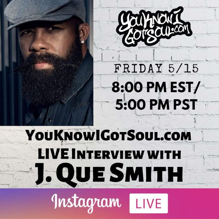 """J. Que Smith Talks Forming The Clutch, Creating """"Ice Box"""" by Omarion, Working With Babyface (Exclusive)"""
