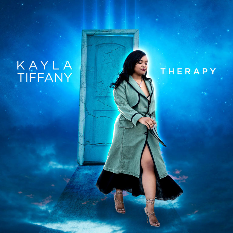 "JoJo Hailey's Daughter Kayla Tiffany Releases Debut Single ""Therapy"""