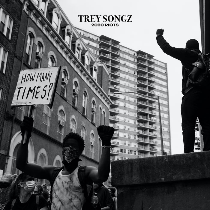 New Music: Trey Songz - How Many Times? (Produced by Troy Taylor)
