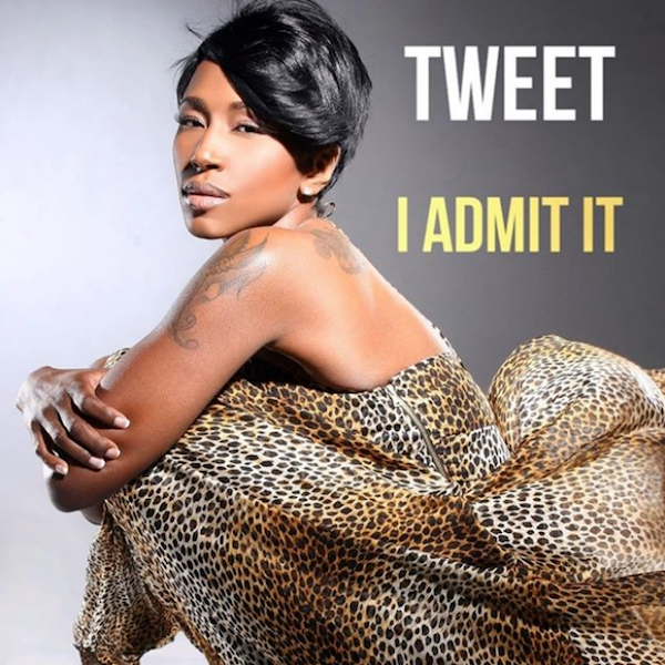 "Tweet Releases New Single ""I Admit It"""