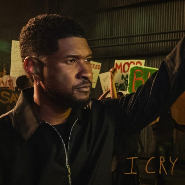 "Usher Reflects On New Song ""I Cry"""
