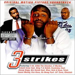 3 Strikes Soundtrack