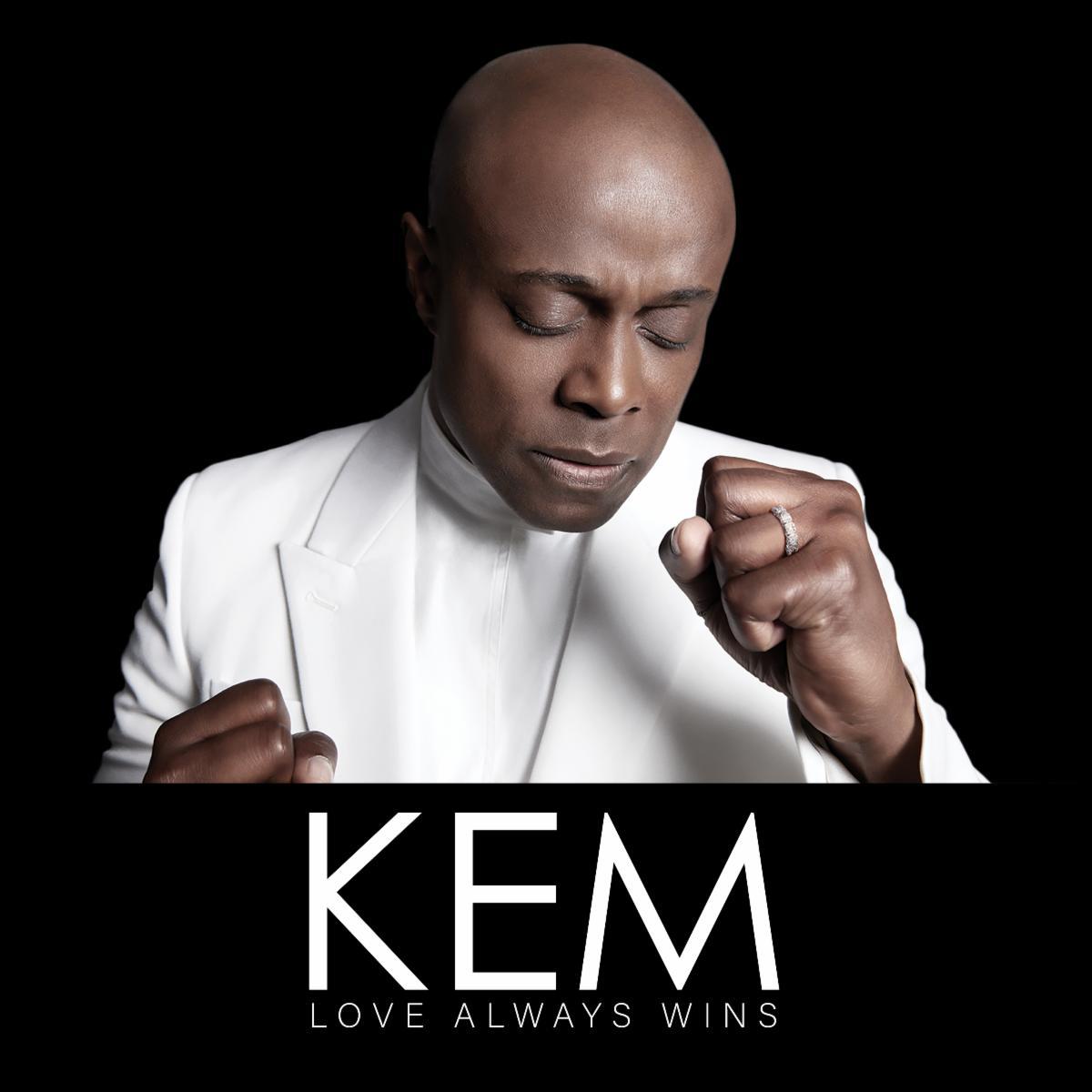 Kem Love Always Wins Album Cover
