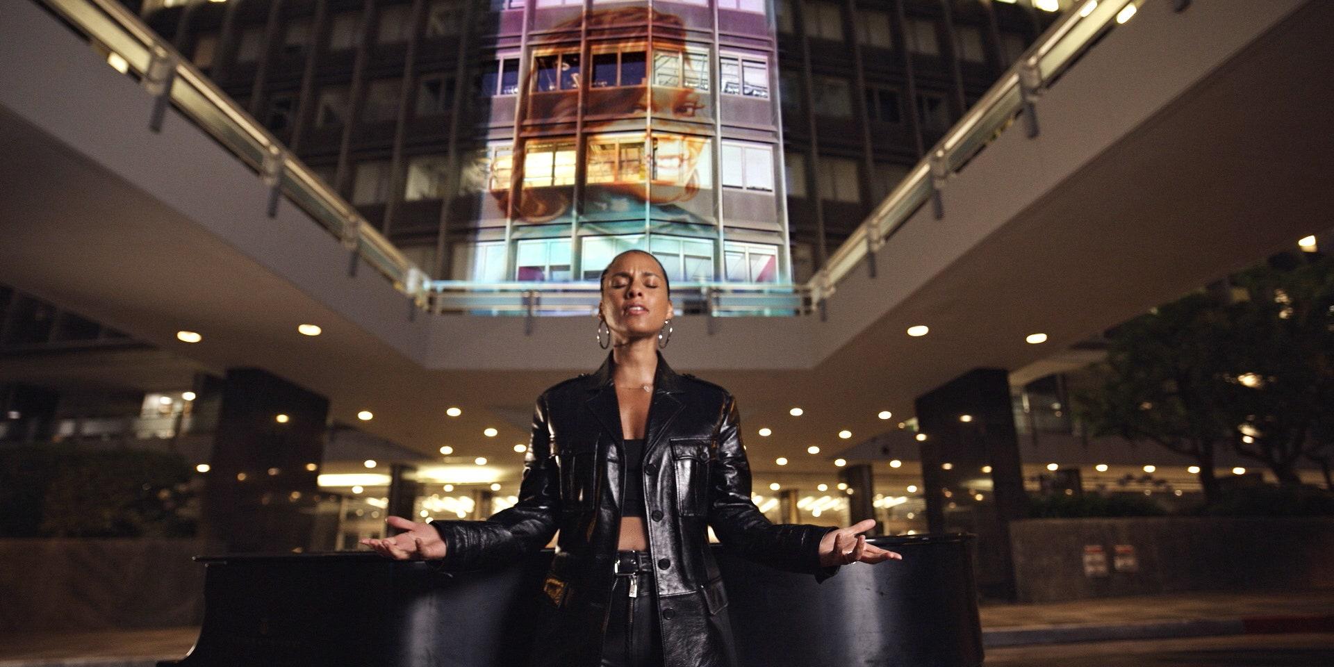 Alicia Keys Perfect Way to Die Video