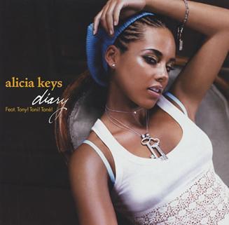 Alicia Keys Diary Single Cover