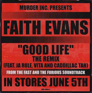 Faith Evans Good Life