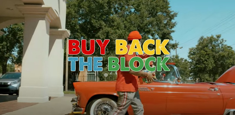 PJ Moton Buy Back the Block