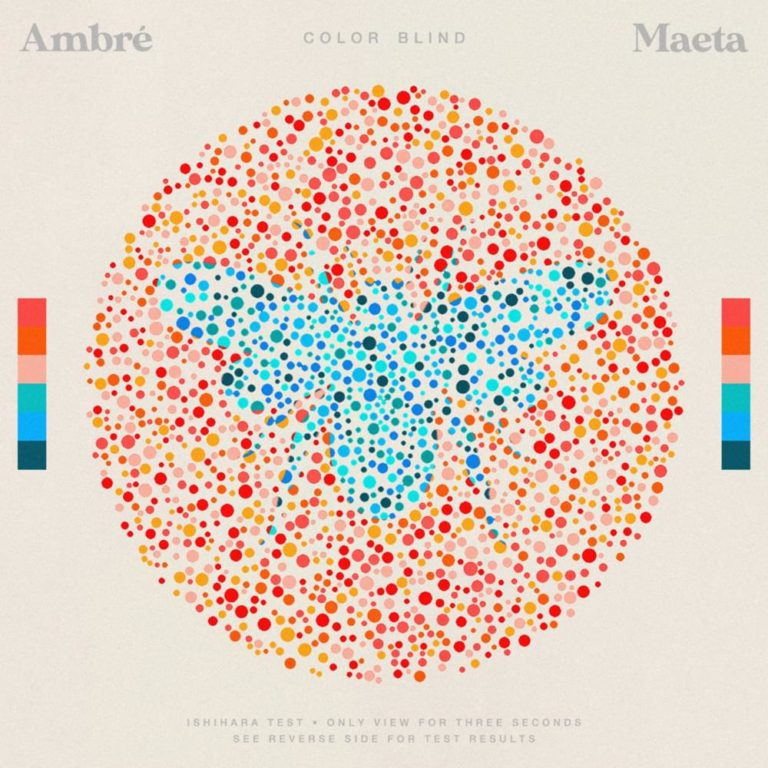 New Video: Ambré - Color Blind (Featuring Maeta)